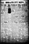 Holland City News, Volume 75, Number 2: January 10, 1946