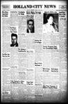 Holland City News, Volume 75, Number 14: April 4, 1946