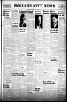Holland City News, Volume 75, Number 23: June 6, 1946
