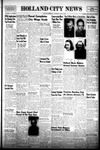 Holland City News, Volume 75, Number 28: July 11, 1946