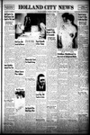 Holland City News, Volume 75, Number 31: August 1, 1946