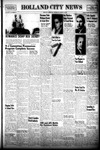 Holland City News, Volume 75, Number 33: August 15, 1946 by Holland City News