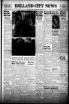 Holland City News, Volume 75, Number 45: November 7, 1946 by Holland City News
