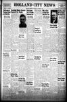 Holland City News, Volume 75, Number 46: November 14, 1946 by Holland City News