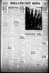 Holland City News, Volume 75, Number 47: November 21, 1946 by Holland City News