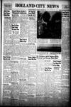 Holland City News, Volume 75, Number 49: December 5, 1946 by Holland City News