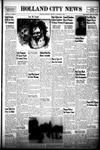 Holland City News, Volume 75, Number 51: December 19, 1946 by Holland City News