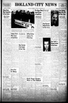 Holland City News, Volume 76, Number 5: January 30, 1947