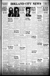 Holland City News, Volume 76, Number 15: April 10, 1947