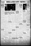 Holland City News, Volume 76, Number 17: April 24, 1947