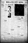 Holland City News, Volume 76, Number 20: May 15, 1947