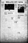 Holland City News, Volume 76, Number 23: June 5, 1947