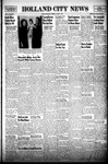 Holland City News, Volume 77, Number 1: January 1, 1948