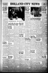 Holland City News, Volume 77, Number 2: January 8, 1948
