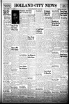 Holland City News, Volume 77, Number 5: January 29, 1948