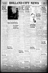 Holland City News, Volume 77, Number 8: February 19, 1948