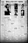 Holland City News, Volume 77, Number 14: April 1, 1948