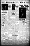 Holland City News, Volume 77, Number 18: April 29, 1948