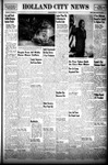 Holland City News, Volume 77, Number 19: May 6, 1948