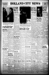Holland City News, Volume 77, Number 22: May 27, 1948