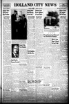 Holland City News, Volume 77, Number 24: June 10, 1948