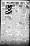 Holland City News, Volume 77, Number 29: July 15, 1948 by Holland City News