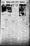 Holland City News, Volume 77, Number 31: July 29, 1948 by Holland City News