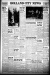 Holland City News, Volume 77, Number 32: August 5, 1948