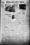Holland City News, Volume 77, Number 34: August 19, 1948 by Holland City News