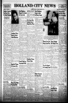 Holland City News, Volume 77, Number 35: August 26, 1948