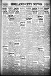 Holland City News, Volume 77, Number 36: September 2, 1948 by Holland City News