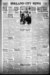 Holland City News, Volume 77, Number 38: September 16, 1948 by Holland City News
