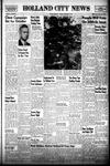 Holland City News, Volume 77, Number 40: September 30, 1948 by Holland City News