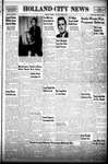 Holland City News, Volume 77, Number 42: October 14, 1948 by Holland City News