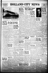 Holland City News, Volume 77, Number 43: October 21, 1948