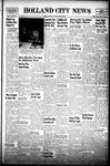 Holland City News, Volume 77, Number 44: October 28, 1948