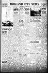 Holland City News, Volume 77, Number 46: November 11, 1948 by Holland City News