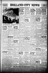 Holland City News, Volume 77, Number 47: November 18, 1948