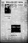 Holland City News, Volume 77, Number 49: December 2, 1948 by Holland City News