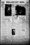 Holland City News, Volume 77, Number 53: December 30, 1948