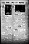 Holland City News, Volume 78, Number 1: January 6, 1949