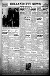 Holland City News, Volume 78, Number 2: January 13, 1949