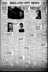 Holland City News, Volume 78, Number 3: January 20, 1949