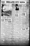 Holland City News, Volume 78, Number 5: February 3, 1949