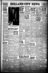 Holland City News, Volume 78, Number 10: March 10, 1949