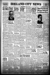 Holland City News, Volume 78, Number 14: April 7, 1949