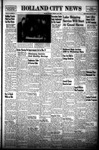 Holland City News, Volume 78, Number 18: May 5, 1949