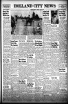 Holland City News, Volume 78, Number 34: August 25, 1949 by Holland City News