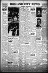 Holland City News, Volume 78, Number 35: September 1, 1949 by Holland City News