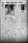 Holland City News, Volume 78, Number 36: September 8, 1949 by Holland City News